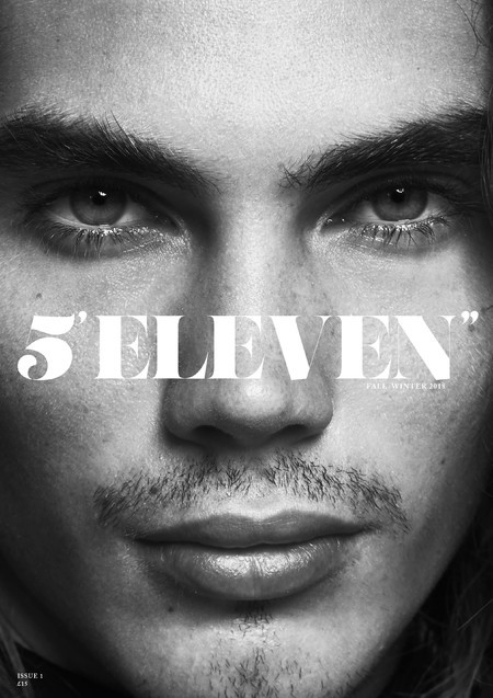 Vito Basso for 5 ELEVEN Magazine Fall/Winter 2018/19