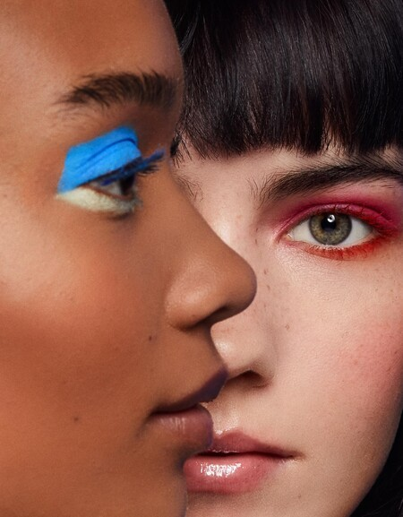 Lena Yemdakova & Jada Kobie for Beauty Bershka 2020