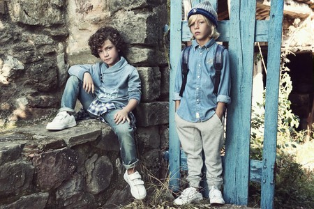 Kids FW2015/16 for El Corte Ingles