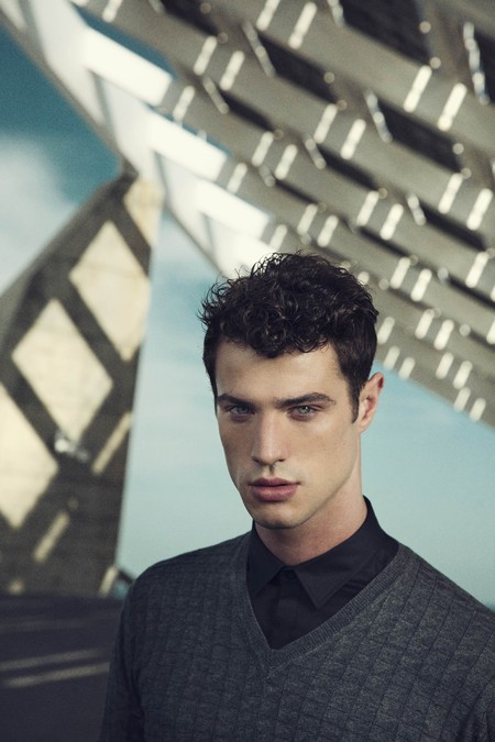 Andy Walters in Formula Joven FW2015/16 for El Corte Ingles