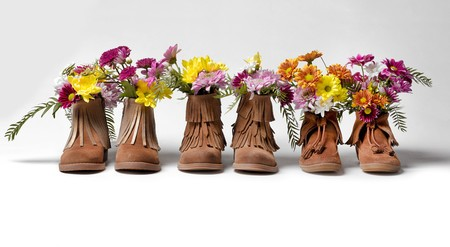 FOLK KID BOOTS still life for El Corte Ingles