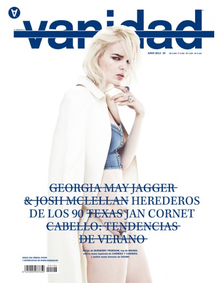 Vanidad Magazine June 2014