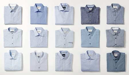 Shirts SS2016 for El Corte Ingles