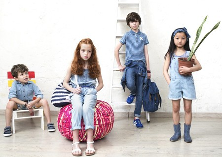 Kids Spring 2015 for El Corte Ingles
