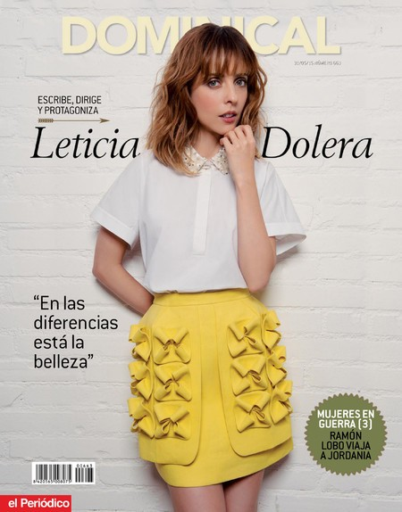 Leticia Dolera for El Dominical in El Periodico